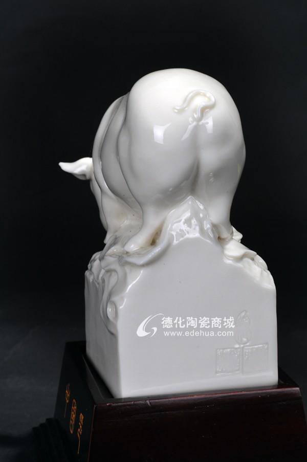 生肖猪,定做批发,动物艺术,工艺陶瓷--德化陶瓷商城